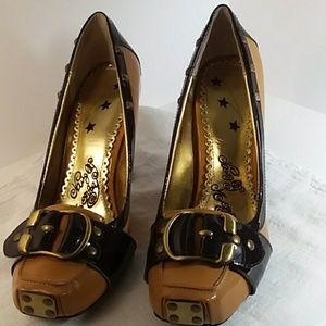 Naughty Monkey Sz 7.5 High Heeled Shoes